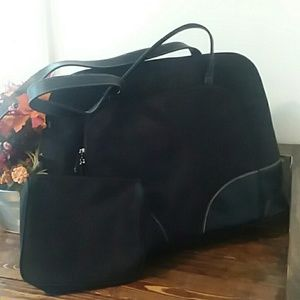 Laptop Bag and additional small misc. bag